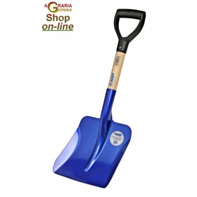ALUMINUM SHOVEL WITH SNOW HANDLE FOR CAR