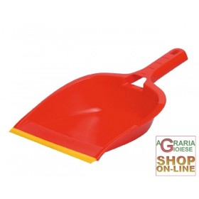 RUBBER SCOOP WITH RUBBER