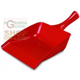 PLASTIC SCOOP FOR RUBBISH MODEL LUX CM. 27X27