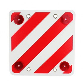 PROJECTING LOAD SIGNAL PANEL cm. 50x50