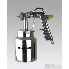 Einhell Aerografo per compressore con serbatoio