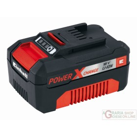 Einhell Batteria Power-X-Change 18V 3,0 Ah