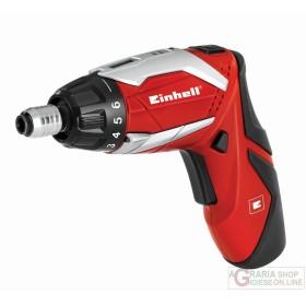 Einhell Cacciavite a batteria RT-SD 3 6/1 Li