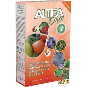 ALTEA ORTO ORGANIC GRANULAR FERTILIZER FOR OLIVES, VEGETABLES