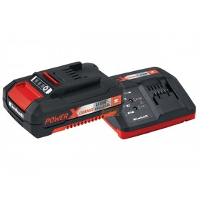 Einhell battery charger and PXC 18V 1,5Ah lithium battery