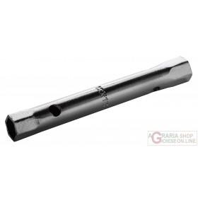 Einhell Chiave a tubo cromata 20x22mm