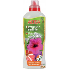 ALTEA PETUNIE LIQUID ORGANIC LIQUID FERTILIZER FOR PETUNIA AND SURFINIA 1 L