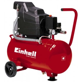 EINHELL COMPRESSOR AIR COMPRESSOR WITH KIT 220V HP. 2 LT. 24