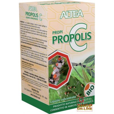 ALTEA PROPI STOP COCHENIGLIE PROPOLIS PURIFIED AND EXTRACTS OF NATURAL ESSENCES ML. 200