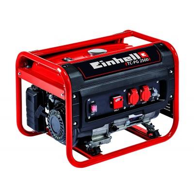 Einhell TC-PG 2500 Watt 4-stroke power generator. 2100