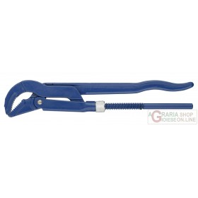 Einhell Painted pipe wrench opening 11 / 2in.