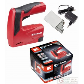 Einhell Battery stapler TC-CT 3 6 Li