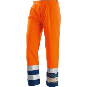 V-TROUSERS 40% POLYESTER 60% COTTON WITH 3M RETRO REFLECTIVE