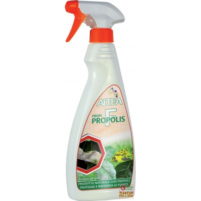 ALTEA PROPI STOP PURIFIED PROPOLIS MUSHROOMS AND NATURAL ESSENCE EXTRACTS TRIGGER 500 ml