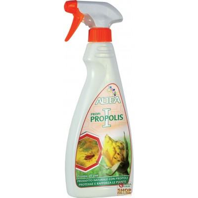 ALTEA PROPI STOP INSECTS PROPOLIS PURIFIED AND EXTRACTS OF NATURAL ESSENCES TRIGGER 500 ml
