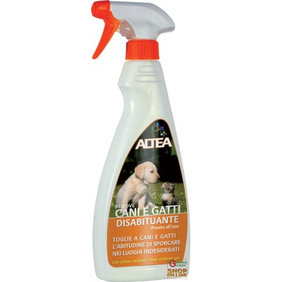 ALTEA REMOVE CANI & GATTI 500 ml