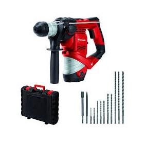 Einhell 3-function Rotary Hammer TC-RH 900 Kit Watt. 900