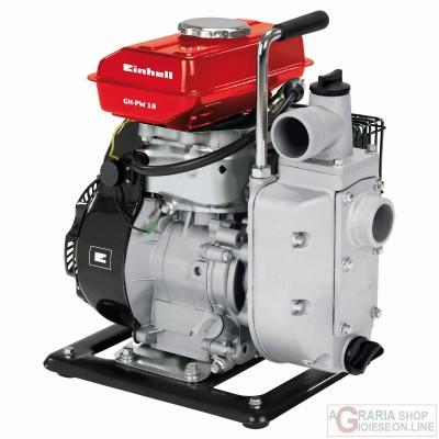 Einhell 4-stroke petrol motor pump GH-PW 18 HP. 2.5
