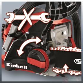 Einhell Chainsaw GC-PC 1535 I TC