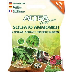 ALTEA AMMONIUM SULFATE MINERAL NITROGEN FERTILIZER FOR VEGETABLES AND FRUIT PLANTS 5 Kg