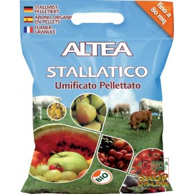 ALTEA STALLATICO HUMIFIED BOVINE AND EQUINE MANURE PELLETED KG 5
