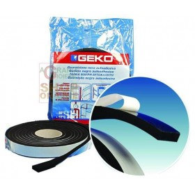 GEKO-MUSS RUBBER COVER FOR CLOSED CELLS MT.10 MM. 20X 5