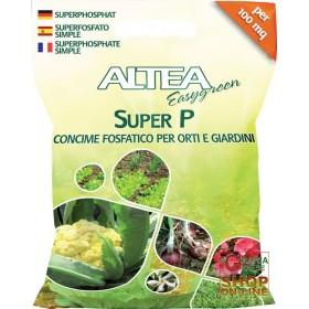 ALTEA SUPER P SUPERPHOSPHATE - PHOSPHATIC FERTILIZER FOR GARDENS AND GARDENS5 Kg