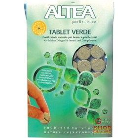 ALTEA TABLET GREEN MICORRIZE IN SINGLE-DOSE TABLET FOR BONSAI AND GREEN PLANTS 50 TABLETS