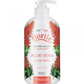 PARISIENNE FIORILE LIQUID HAND SOAP ALOE VERA 500 ML