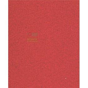 PASSATOIA MOQUET MOD. NATAL COLORE ROSSO H. 100