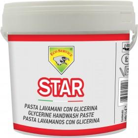 STAR LEMON SCENTED HANDWASH PASTE WITH GLYCERINE LT. 4