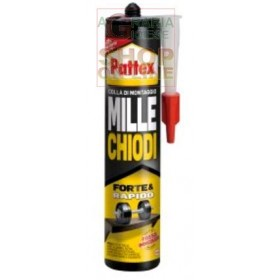 PATTEX MILLECHIODI GLUE STRONG AND FAST IMMEDIATE SETTING GR.