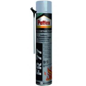PATTEX POLYURETHANE FOAM FR-77 FIRE RESISTANT ML. 750
