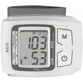 BMG 5610 AEG battery-operated wrist blood pressure monitor
