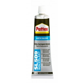 PATTEX TUBETTO SILICONE ALTA TEMPERATURA SL509 ML. 70