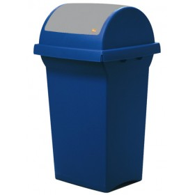 BLUE BASCULA BIN TATA LT. 50