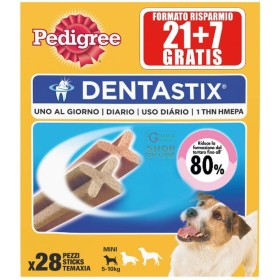 PEDIGREE DENTASTIX MAX FOR LARGE SIZE DOGS OVER KG. 25 PCS. 28