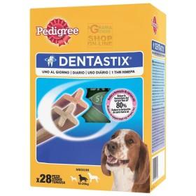 PEDIGREE DENTASTIX MED FOR MEDIUM SIZE DOGS KG. 10-25 PCS. 28