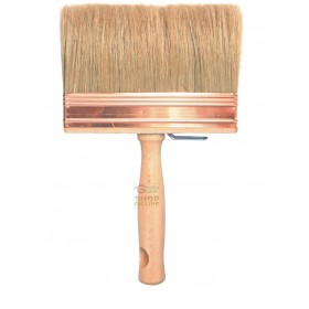 BRISTLE BRUSH BLONDE WITH WOODEN HANDLE S.800 GR. 4 X 14