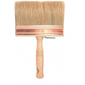 BRISTLE BRUSH BLONDE WITH WOODEN HANDLE S.800 GR. 5 X 15