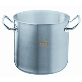STAINLESS STEEL BOILER POT WITH HANDLES LT. 141