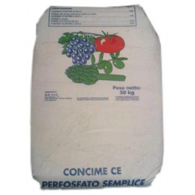 PERPHOSPHATE POWDER FERTILIZER BASED ON PHOSPHORUS SIRIAC KG. 50