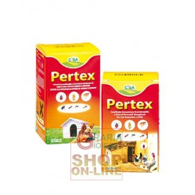 PERTEX INSETTICIDA PER POLLAI CANI CUCCE E STALLE ML. 100