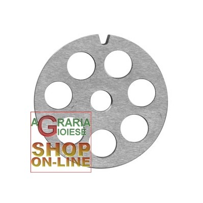 CARBON PLATE FOR MEAT MINCER 32 HOLE 16