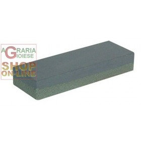 ABRASIVE STONE WITH OIL OXIDE ALUMINUM 2 GRANES cm. 15