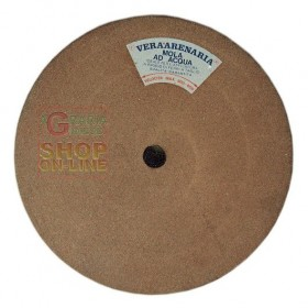 RED SANDWHEEL STONE FOR SHARPENER CM. 25