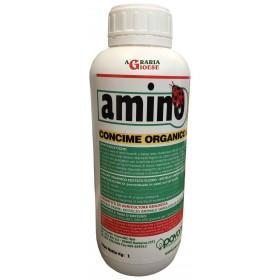 AMINO SPRAY CONCIME ORGANICO AZOTATO FLUIDO DA IDROLISI