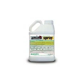 AMINO SPRAY ORGANIC FERTILIZER NITROGEN FLUID FROM ENZYMATIC