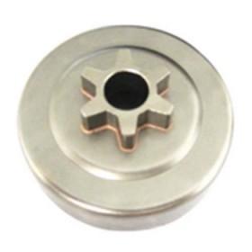 PIGNONE CAMPANA FRIZIONE HITACHI mm. 63 foro 13 mm. 6 denti