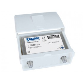 AMPLIFIER FOR LAND ANTENNA LOG 1 INPUT WITH 20 DB OUTPUT